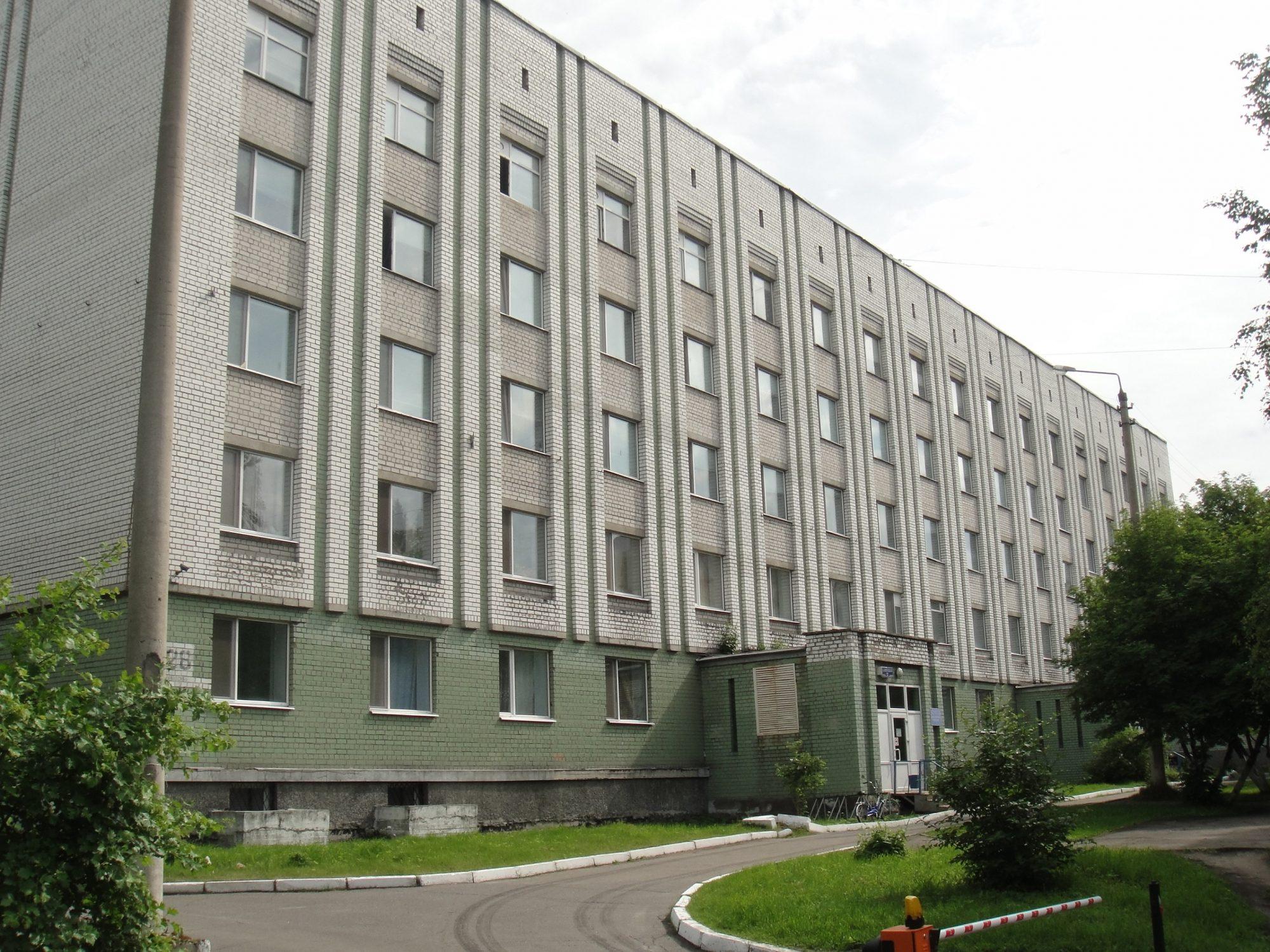 ГБУЗ АО Архангельский клинический противотуберкулезный диспансер